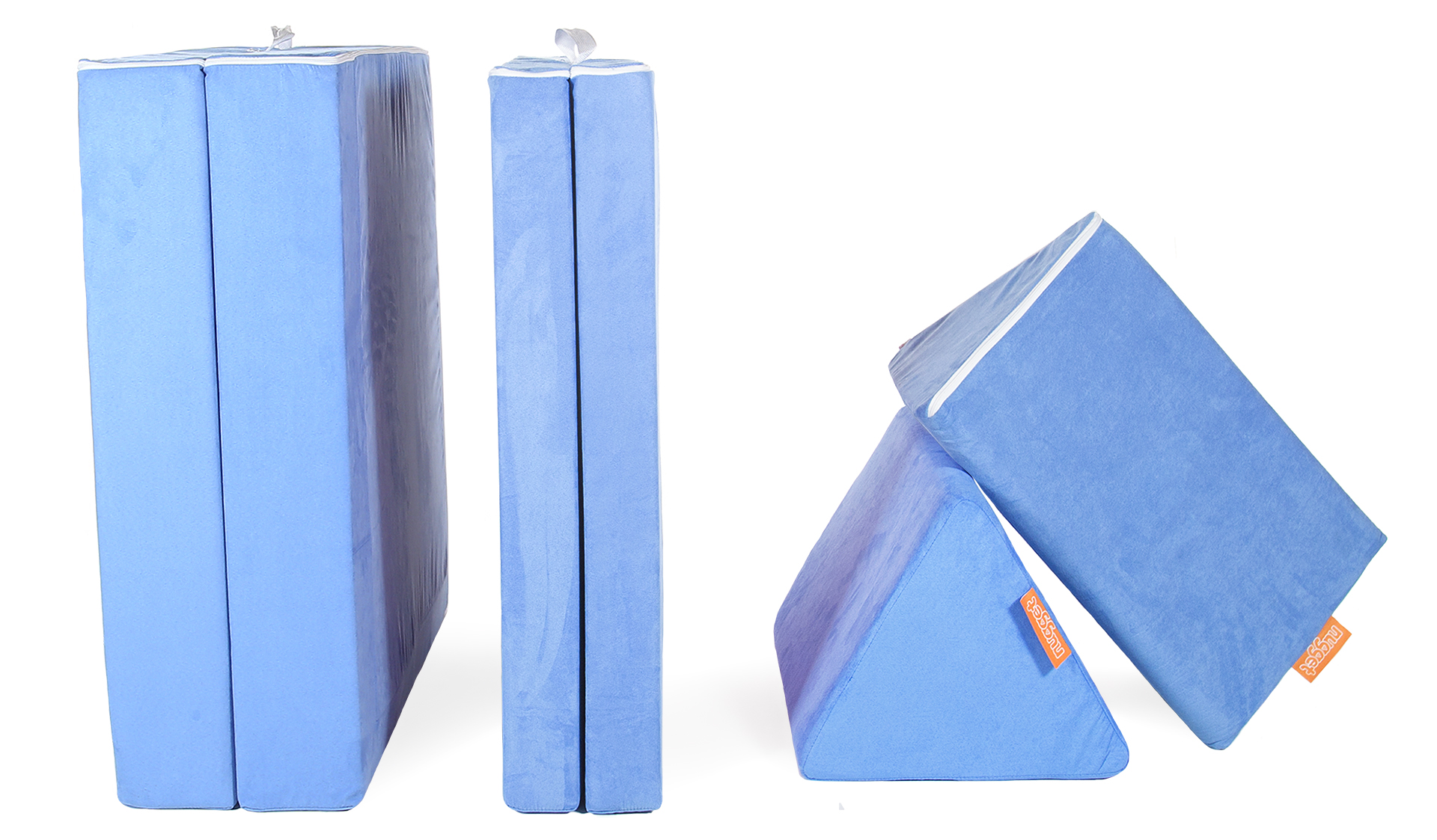 Popular blue pieces